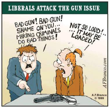 Liberals-Attack-The-Gun-Issue-Cartoon-Li